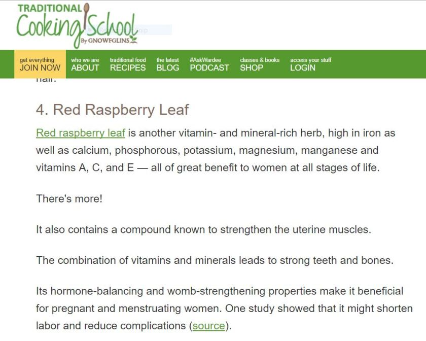 red raspberry article